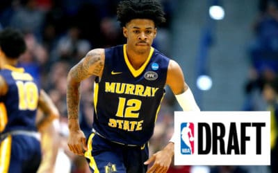 Ja Morant & R.J. Barrett Lead NBA Draft Odds To Be #2 Pick at NJ Sportsbooks
