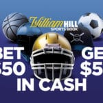 William Hill Sportsbook Promo Code