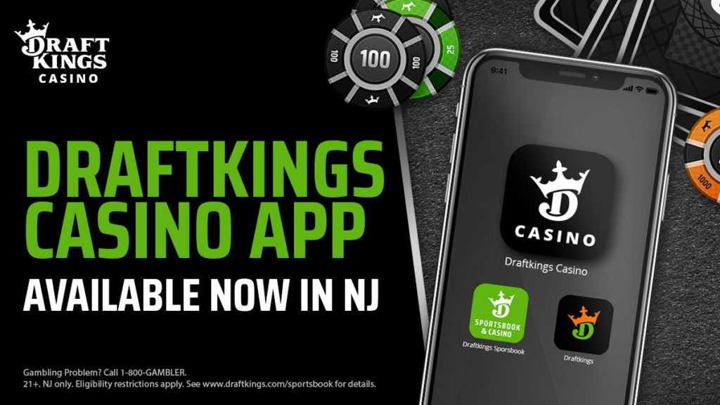 Draftkings launches standalone online casinos in two states